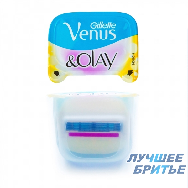 Лезвия Gillette Venus&Olay 1 шт.